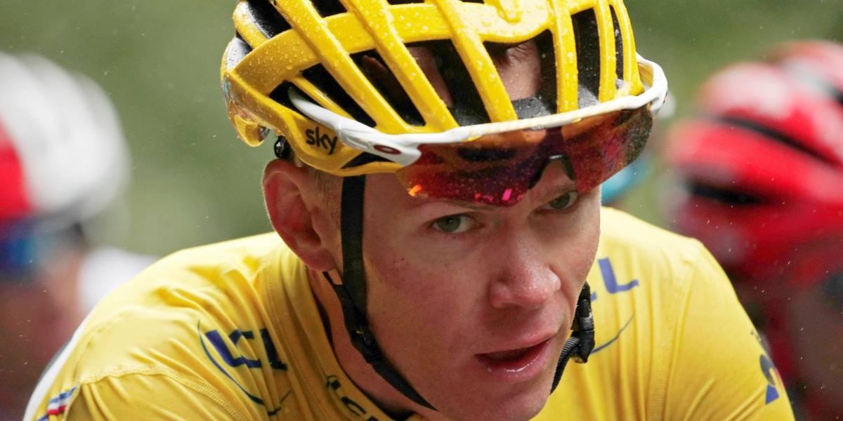 Chris Froome no podrá correr el Tour de Francia por dopaje