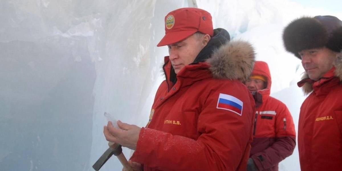 Projeto Iceberg, o ambicioso plano da Rússia para avançar na corrida pelos recursos do Ártico