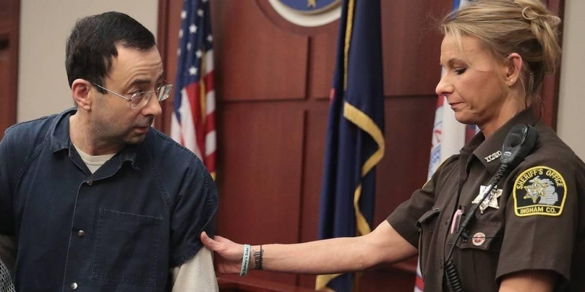 Médico da ginástica dos EUA já foi acusado de abuso por 265 mulheres, diz juíza