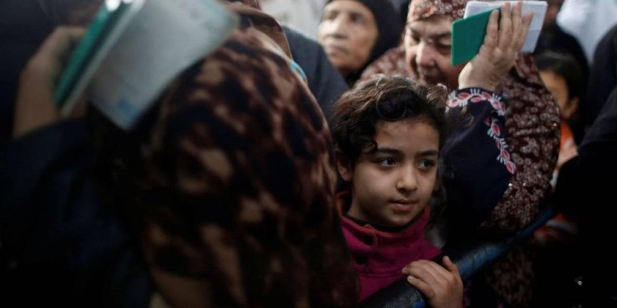 Congeló 65 millones de ayuda a la ONU para los refugiados palestinos
