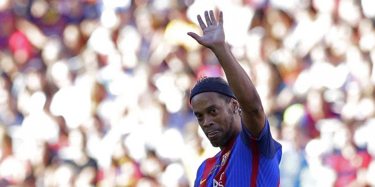 El adiós de la magia: Ronaldinho anuncia su retiro del fútbol profesional
