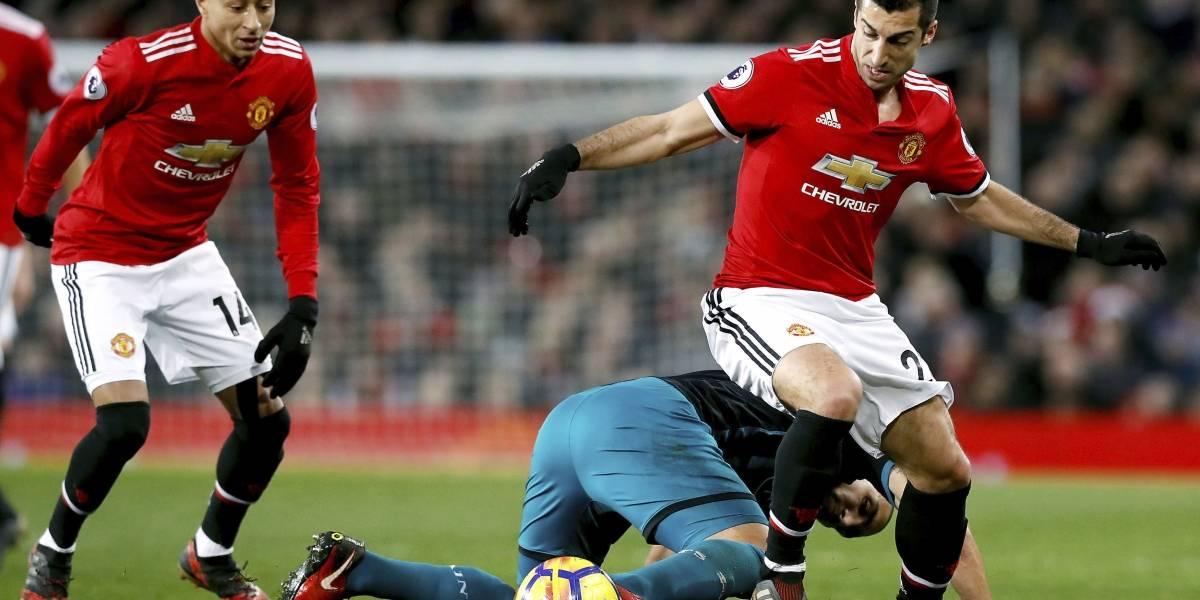 Mkhitaryan habría aceptado partir al Arsenal y llegada de Alexis al United sería inminente
