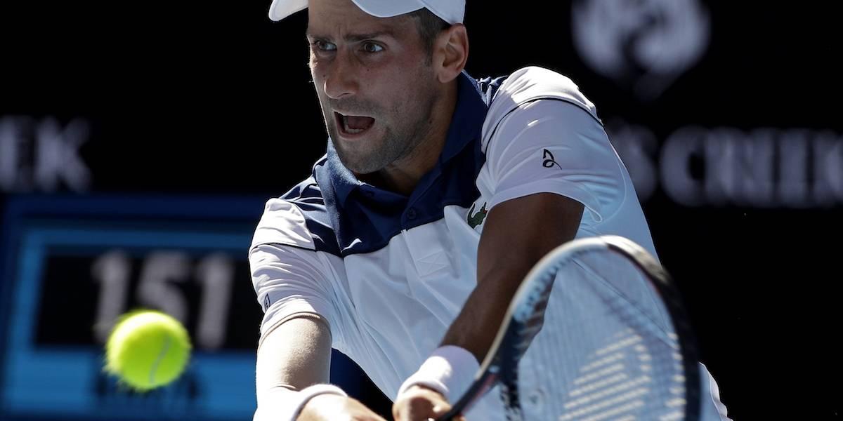 ¡Sin sorpresas! Federer, Djokovic y Sharapova pasan de ronda en Australia
