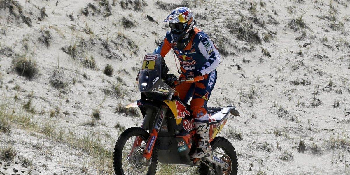 Las motos viven su competencia más loca de los últimos años en el Dakar