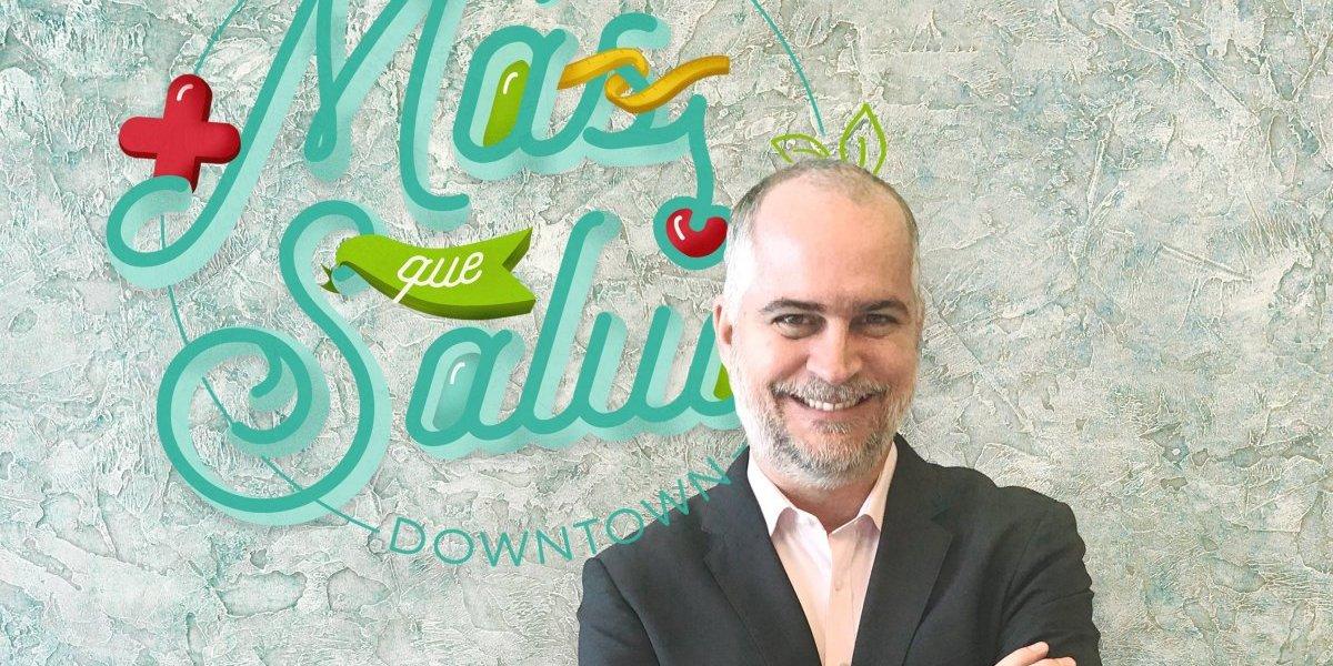 """Downtown Center promueve un año de balance con """"Más que salud"""""""