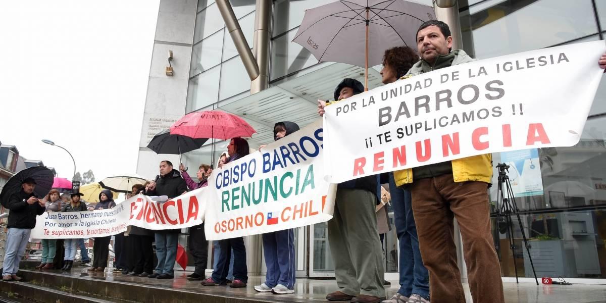 """Vocero de Laicos de Osorno por disculpas del papa Francisco: """"Queremos acciones concretas"""""""
