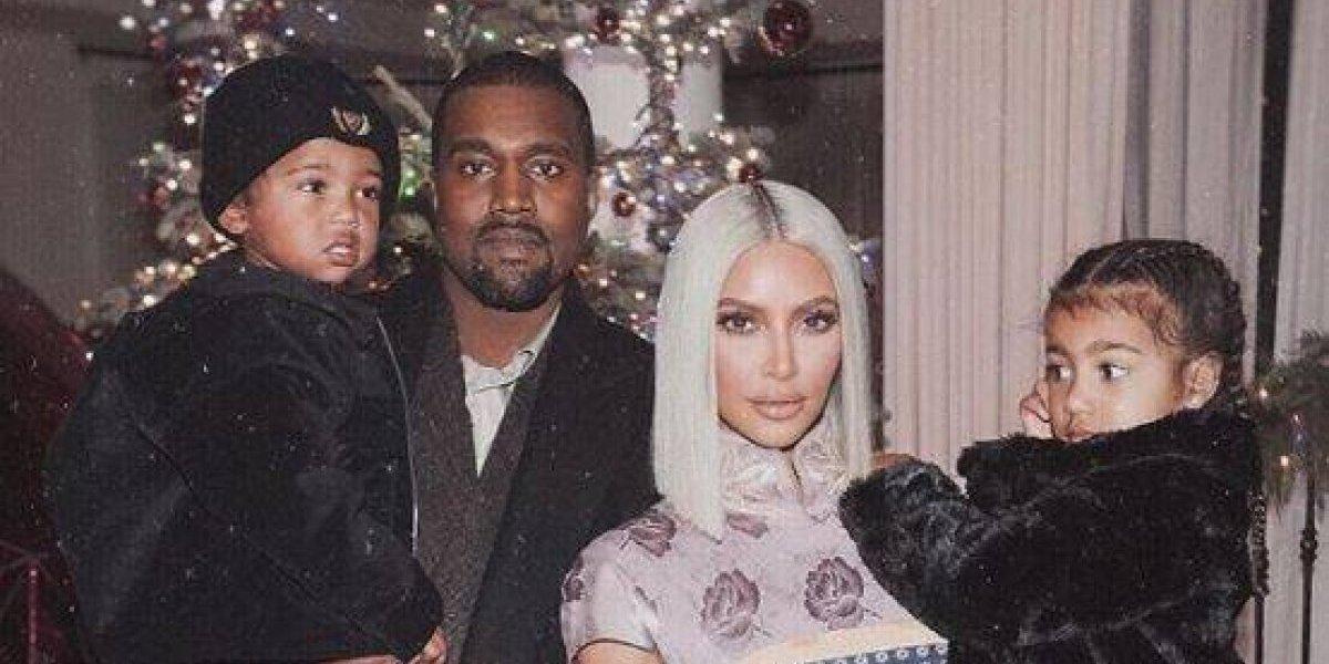 Kim Kardashian se desnuda en las redes