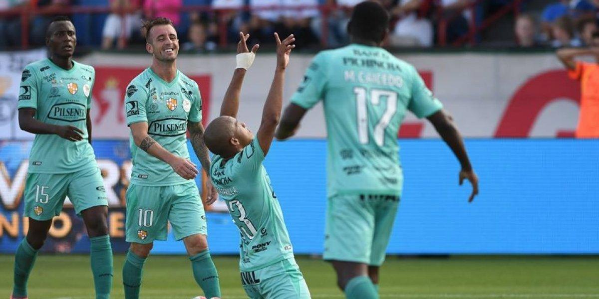 ¿Qué debe pasar para que Barcelona SC sea campeón de Florida Cup?