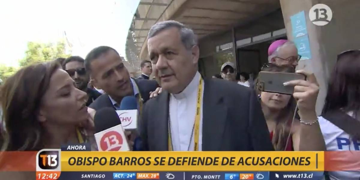 Canal 13 vence a Mega y se queda con el rating de la misa del Papa Francisco y la cobertura matinal