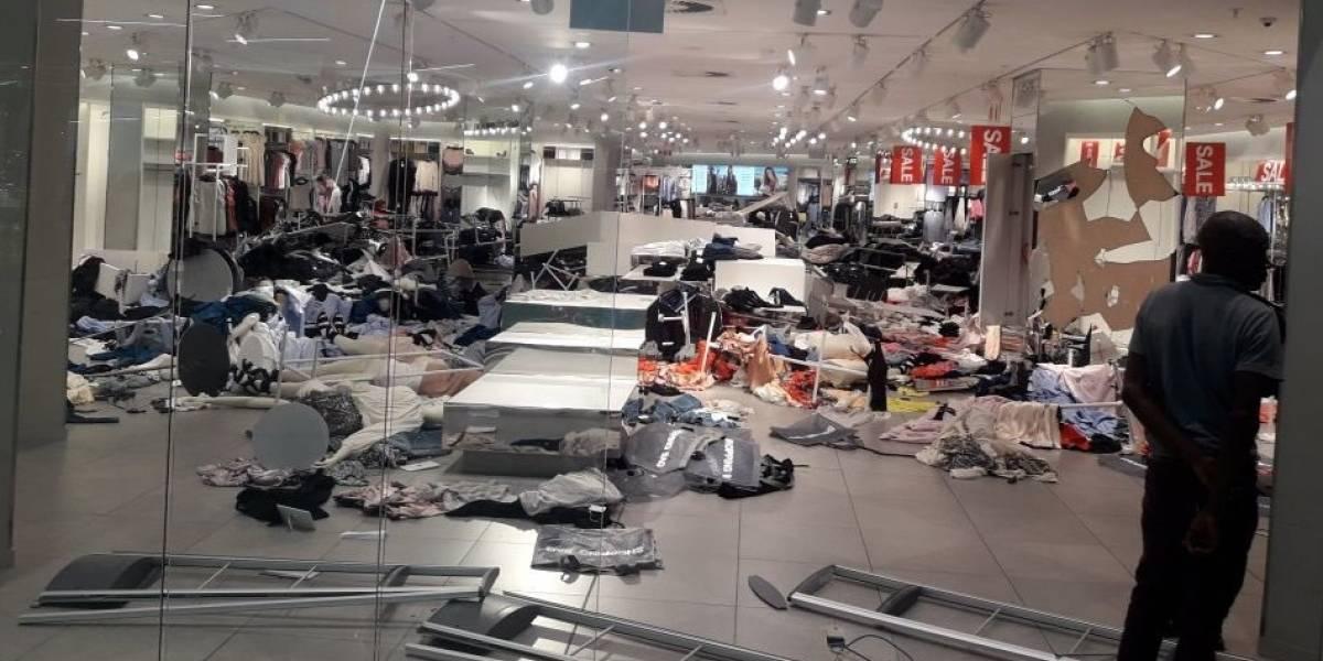 H&M cierra temporalmente tiendas en Sudáfrica tras protestas por supuesto racismo
