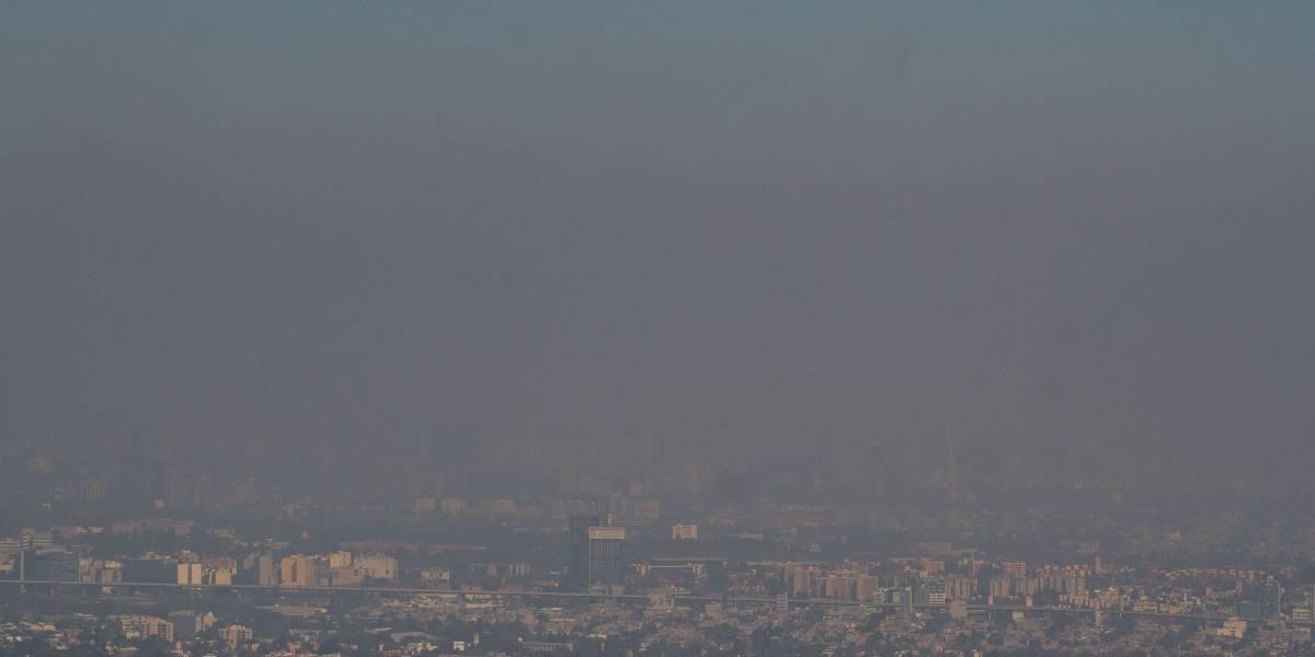 Tres municipios del Edomex amanecen con mala calidad del aire