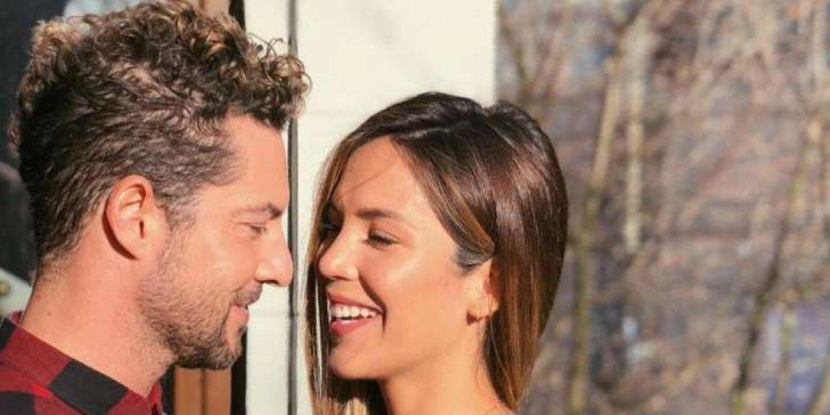 David Bisbal se casará con Rosanna Zanetti