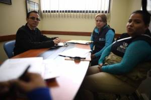 Diaco, Mineduc y PDH supervisan centros escolares