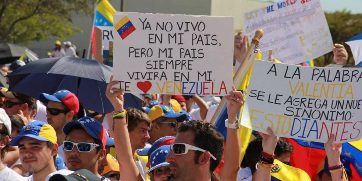 Diáspora Venezolana en RD pide un régimen migratorio especial