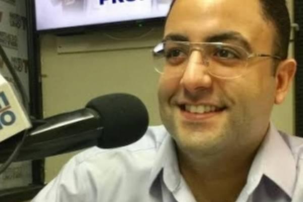 José Izquierdo, exdirector de la Compañía Turismo.