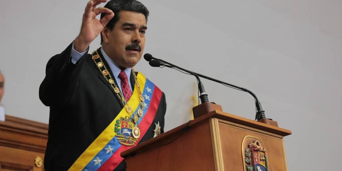 """Maduro pide investigar sacerdotes por """"delitos de odio"""""""