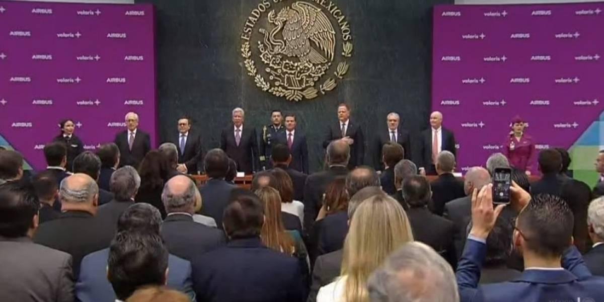 Inversión aeroportuaria es 3.5 veces mayor alsexenio pasado: Peña Nieto