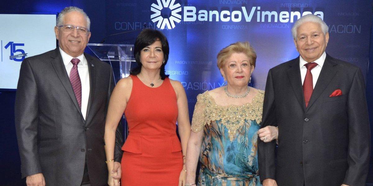 #TeVimosEn: Banco Vimenca Celebra su XV Aniversario