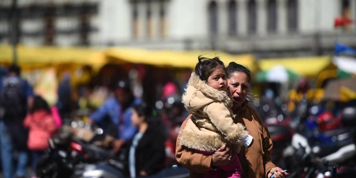 Modifican horario de clases en Quetzaltenango por bajas temperaturas