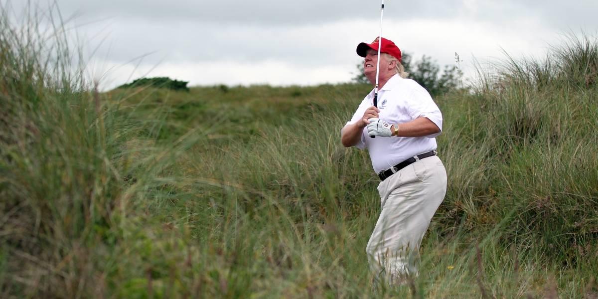 Trump goza de 'excelente' salud, pero debe bajar de peso: Casa Blanca