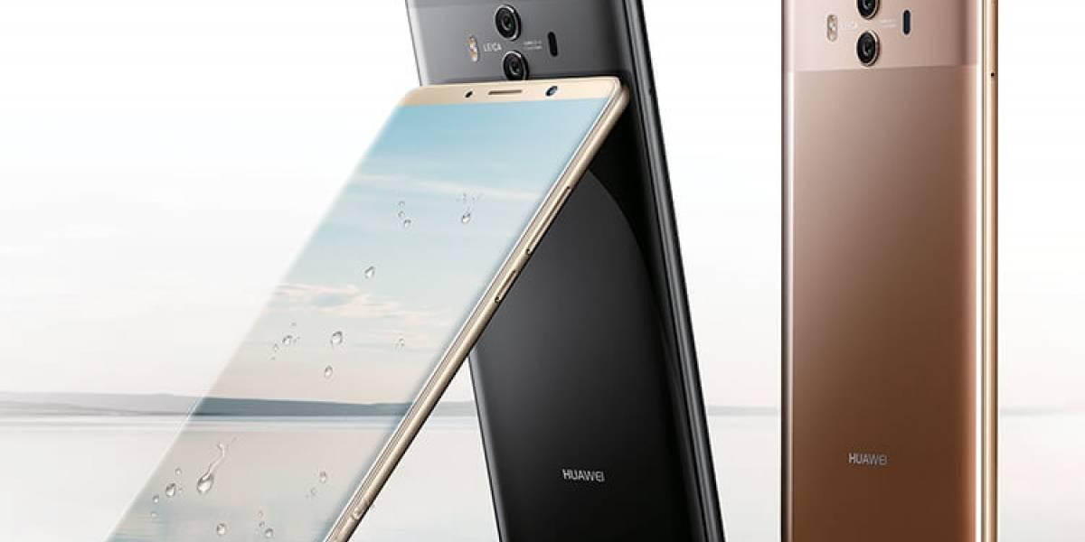 Huawei busca conquistar el mercado con su 'buque insignia'
