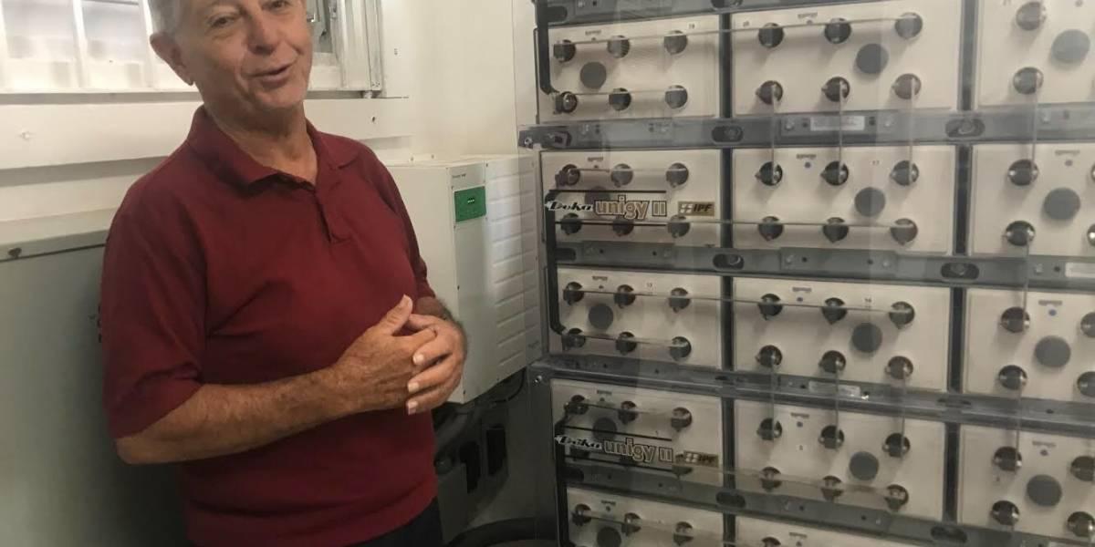 Radio Casa Pueblo primera estación que opera con energía solar