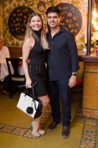 Isabella e Marcello Peluso