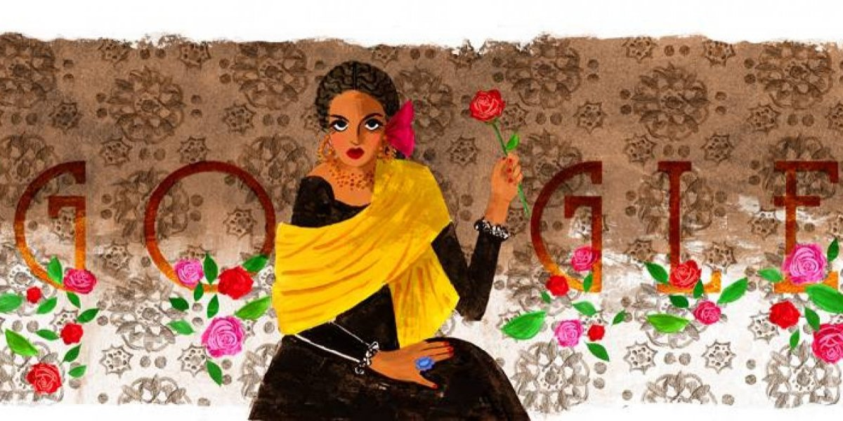 ¿Por qué aparece Katy Jurado en el Doodle de Google?