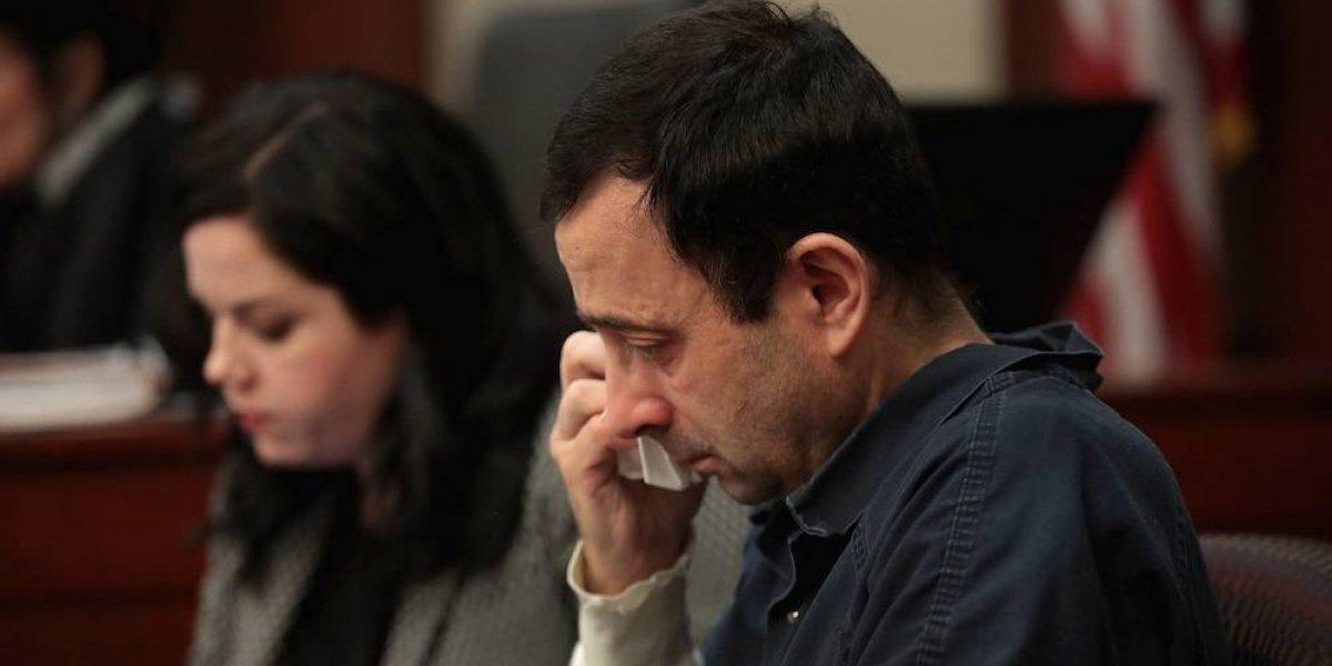 Gimnastas abusadas recriminan al médico violador durante audiencia de sentencia
