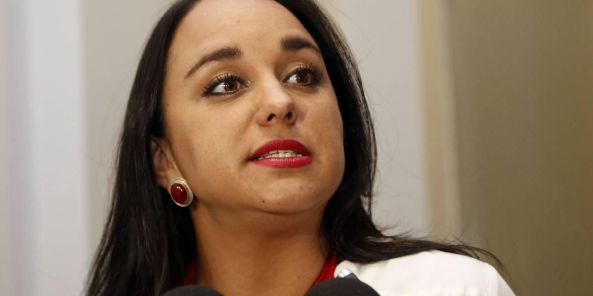 Gabriela Rivadeneria cuestiona a medios públicos por cancelar entrevista