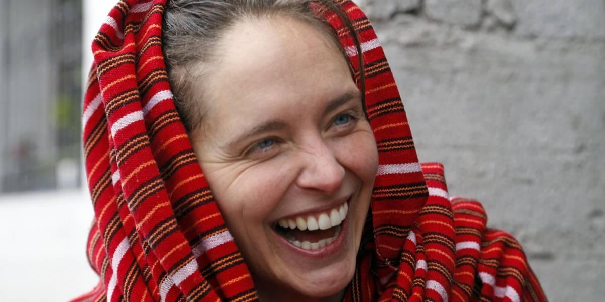 Manuela Picq sobre su regreso a Ecuador: Fue gracias a Julián Assange