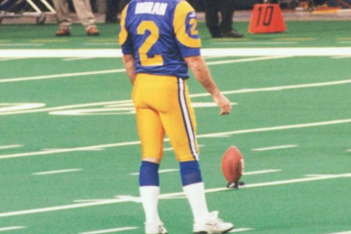 Mike Horan, Pateador de despeje, 40, Súper Bowl XXXIV 2000