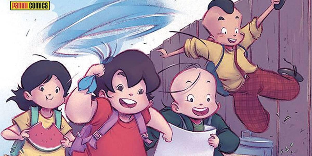 Turma da Mônica: graphic novel Lembranças fecha trilogia dos irmãos Cafaggi