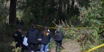 Mujer fallecida en Villa Canales