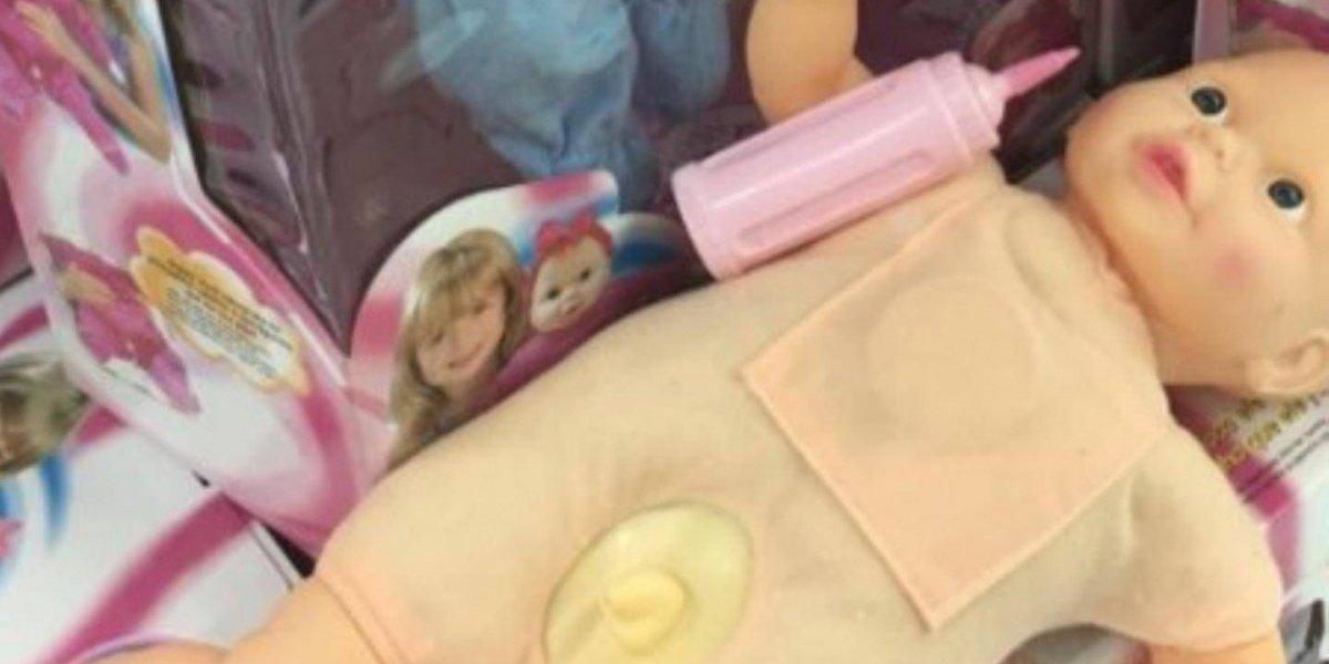 Cierran tienda en Paraguay por vender una muñeca transexual