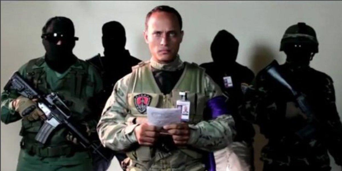 Venezuela confirma la muerte del policía rebelde Oscar Pérez