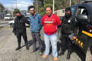 capturan a presunto robacarros en zona 12