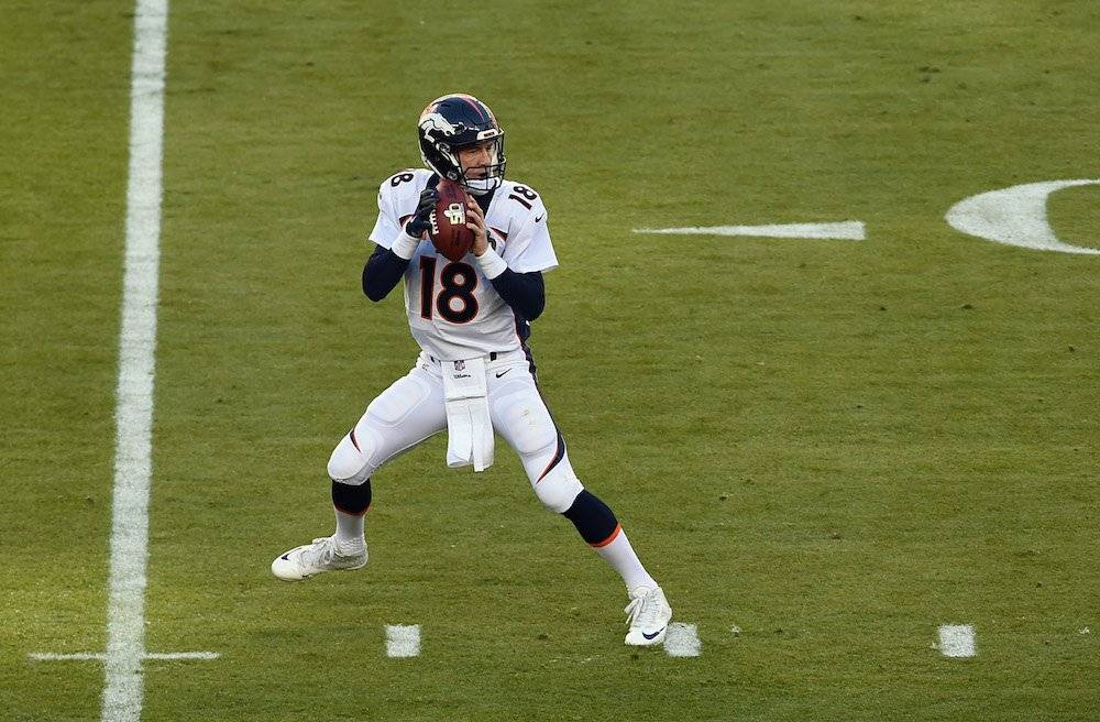 Peyton Manning, Mariscal de campo, 39, Súper Bowl L 2016