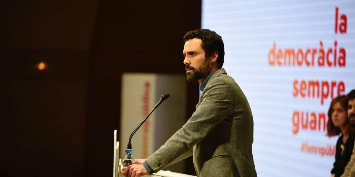 Roger Torrent, la nueva carta para presidir Cataluña