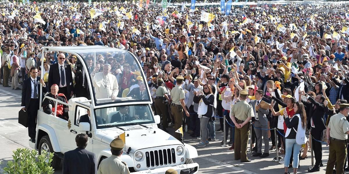 Vítima de abusos critica pedido de 'perdão' do Papa