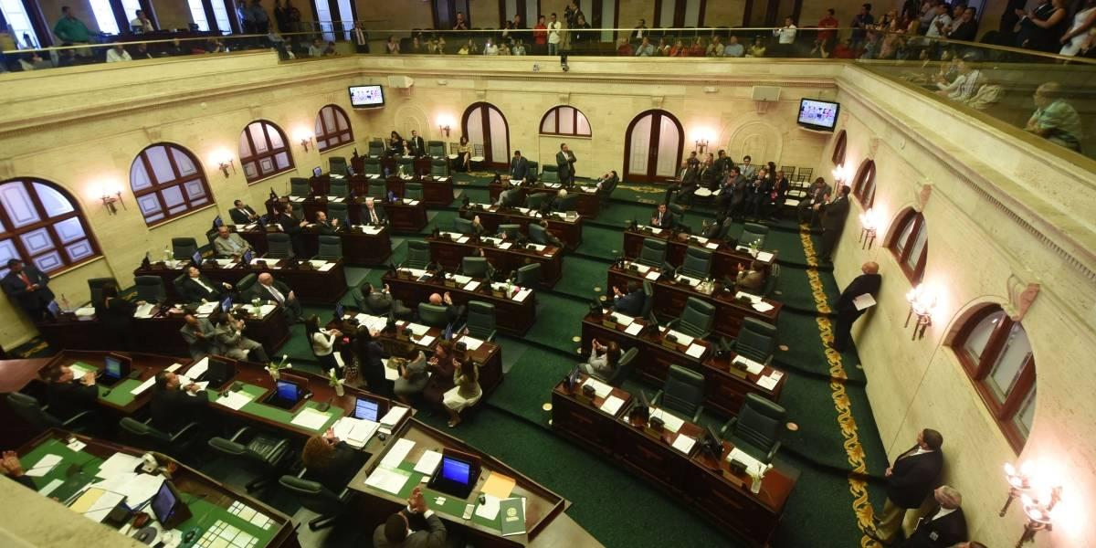 Avanza reorganización de agencias en la Legislatura