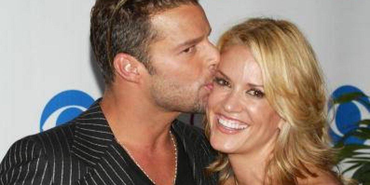 Reacciona expareja de Ricky Martin tras su boda secreta