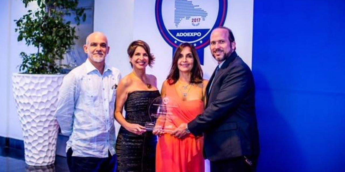 """#TeVimosEn: Halka Industrial recibe premio """"Excelencia exportadora Pyme"""""""