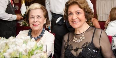 Sandra Penna e Maria José Capanema