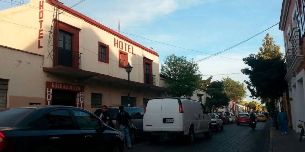 Hallan cadáver de maestro de la CNTE en hotel de Oaxaca