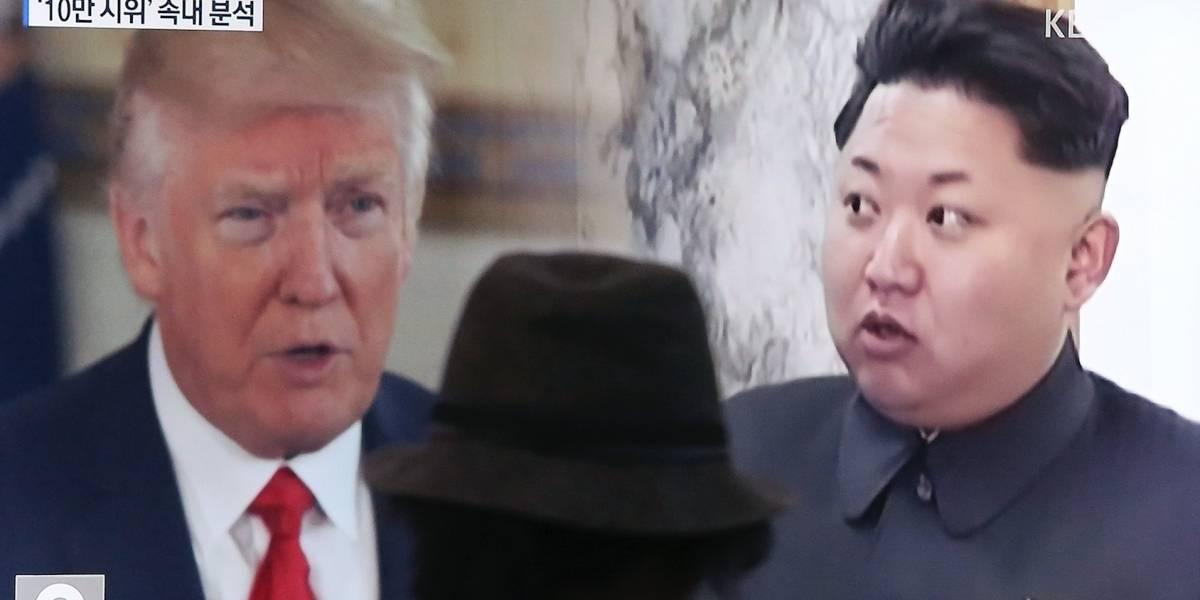 Corea del Norte se mofa de tuit de Trump sobre botón nuclear