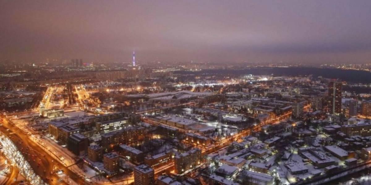 Moscou teve apenas 6 minutos de sol durante todo o mês de dezembro