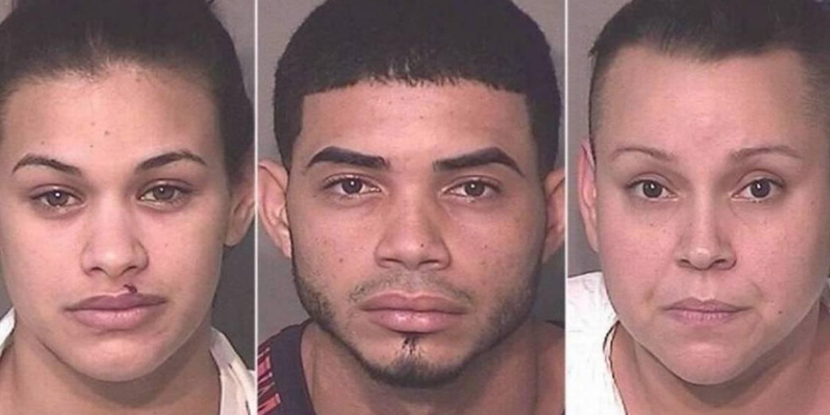 Escalofriante confesión de trío responsable de asesinar a mujer boricua en Florida