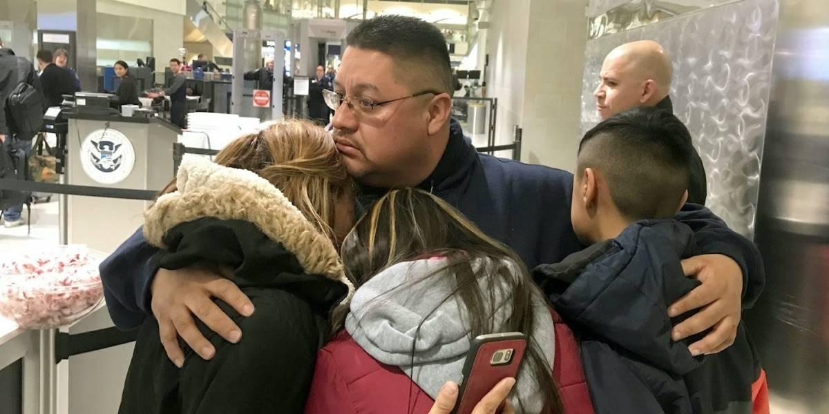Hombre deportado a México después de vivir 30 años en EEUU