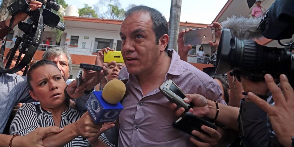 Suspende Corte orden de destitución contra Cuauhtémoc Blanco